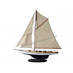 Defender - J Class Yacht Model