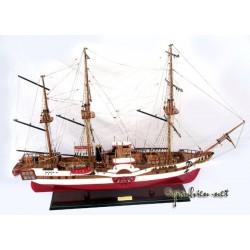 l'Orenoque Paddle Steamer Model
