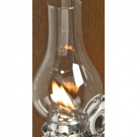 Replacement Glass Chimney for Fastnet and Gypsy Moth Oil Lamps
