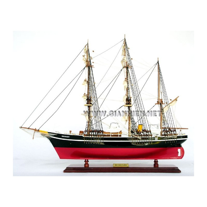 RSS Discover Ship Model