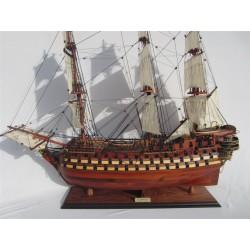 La Bretagne French Warship model