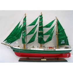 Alexander von Humboldt Ship Model