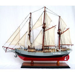 Fram - Norwegian Explorer Ship Model