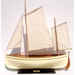 James Caird Model Boat