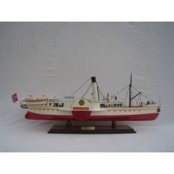 Skibladner Norwegian Paddle Steamer Model