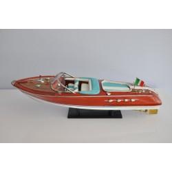 Riva Aquarama 21 Inch Model - Italian 1960's speedboat