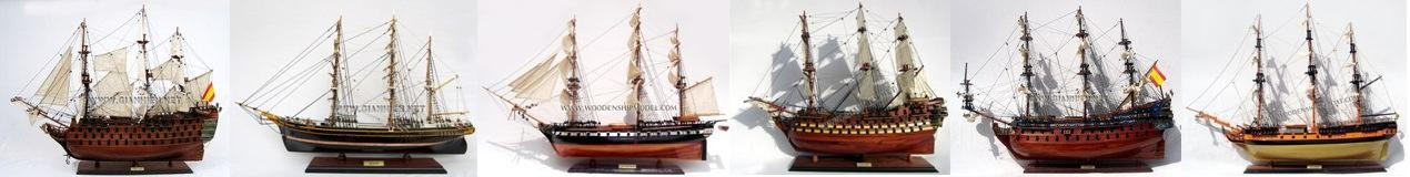 Classic Ship Models 4