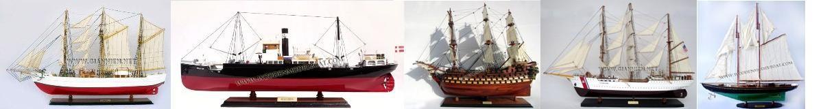 Classic Ship Models 3