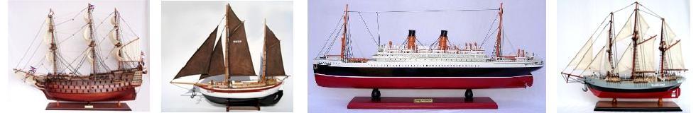 Classic Ship Models