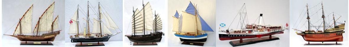 Classic Ship Models 2